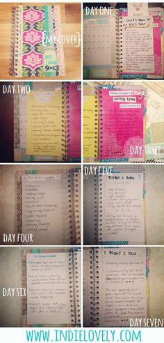 30 lists week one September 2013