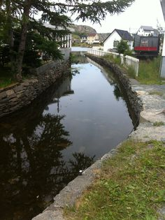 Quaint waterway in Brigus, Nfld #ExpediaThePlanetD