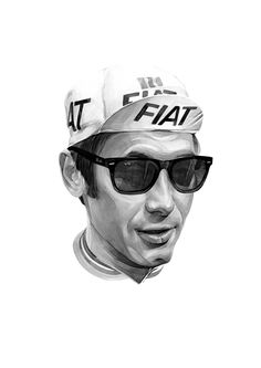 The History of Cycling Eyewear. Illustrations for Rapha Classic Sunglasses.Client: Rapha
