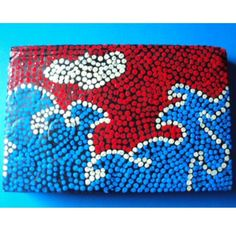 Free easy craft activities for Kids Australian Aboriginal Dot Art Project