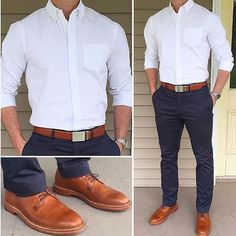 Classic outfit, featuring this Oxford button down by @alexmillny Yes or No? : @chrismehan