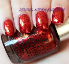 Scrangie: New OPI Designer Series Shades for Fall 2012: Indulgence Swatches and Review