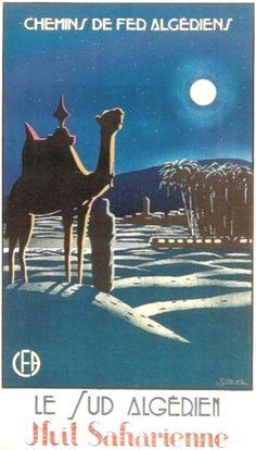 1925 Le Sud Algérien 01