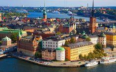 I loved Stockholm, wanna go again!
