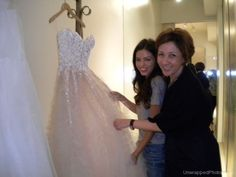 Jenna Channing Fairytale Wedding