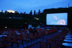 Cine Thisio, Athens, Greece.