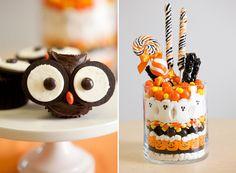 Cute Halloween treats - Sugar and Charm