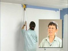 New product from www.painthelpers.com.  Learn how to paint your house twice as fast and get very clean lines with this simple trick.  Fast way to paint around doors, windows, ceilings, baseboards, crown moulding, cathedral ceilings, vaulted ceilings, and chair rail.  If you're tired of getting up and down a ladder all day, you need to watch this...