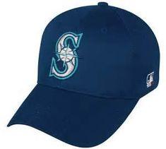 Seattle Mariners Major League Baseball adjustable cap