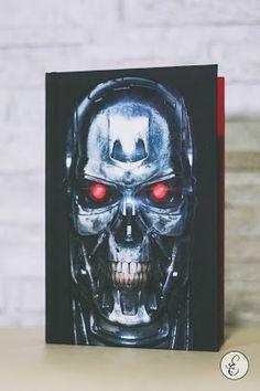O Exterminador do Futuro, da DarkSide Books Estante de Luxo www.estantedeluxo.com.br