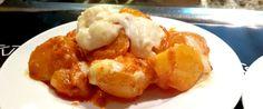 Patatas bravas en la barra de Rausell - www.viernesgastronomicos.com