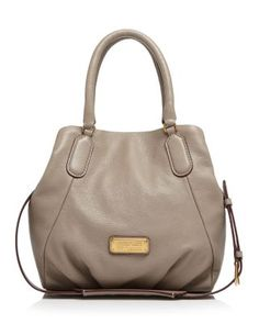 My Christmas present!! MARC BY MARC JACOBS Tote - New Q Fran   Bloomingdale's