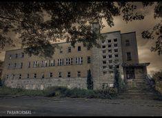 Abandoned Insane Asylums | Photos Of Abandoned, Creepy & Haunted Asylums