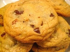Delicious Dishings: America's Test Kitchen's Boston Blogger Cookie Challenge: Perfect Chocolate Chip Cookies