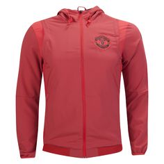 Manchester United Europe Presentation Jacket - WorldSoccershop.com | WORLDSOCCERSHOP.COM