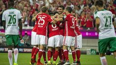 Double winners FC Bayern München sent out a strong message to their competitors…