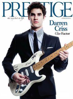 Darren Criss of Glee