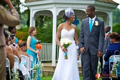Maeve + Miles {Wedding}