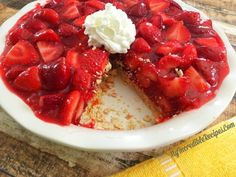 Strawberry Pie! – Incredible Recipes From Heaven