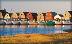 Prince Edwards Island (near Avonlea, Anne of Green Gables home) Canada, Off my list. Prince Edward Island, East Coast Tours, Quebec Montreal, Slider, Atlantic Canada, Canadian Travel, O Canada, Kayak, New Brunswick