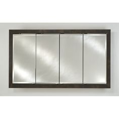 "48 Medicine Cabinet New 48"" Furview Recessed Mount Medicine Cabinet With Mirror  Bathroom Decorating Inspiration"