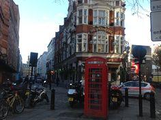 Londra dicembre 2015