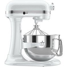 This pro stand mixer by KitchenAid is the popular high performing KitchenAid 6 Quart Mixer that you might see used by chefs. This KitchenAid Professional 600 Mixer is our best selling 6 quart stand mixer, and is available in a wide variety of colors Kitchen Stand Mixers, Kitchen Aid Mixer, Kitchenaid Professional 600, Small Appliances, Kitchen Appliances, Must Have Kitchen Gadgets, Kitchenaid Stand Mixer, Stainless Steel Kitchen, Chrome Finish