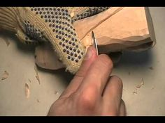 Carving Saint Nicolas part 5