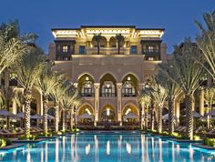 The Palace Downtown Dubai: commitment to sustainability earns Green ... Awesome