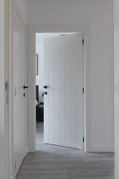 Grey Interior Doors, Interior Door Styles, Grey Doors, Sliding Door Design, Room Door Design, Simonds Homes, Small Toilet Room, House Doors, Bedroom Doors