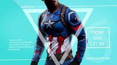 Captain America Super Sale Trailer