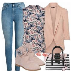 I hate the booties, but I love the top and I like the Blazer. I'm more partial to a cardigan though.
