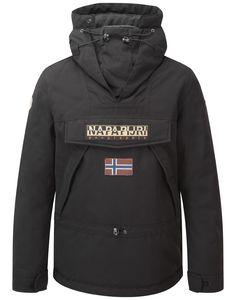 Napapijri Men's Skidoo 14 Jacket – Black