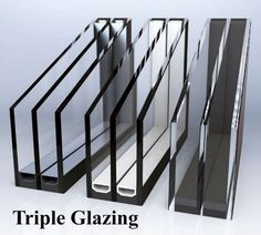 If you are thinking of changing your windows do you know what type of glass you should be getting Double glazing / Triple glazing / Low-e / Argon gas / Krypton gas Plus waht about Solar gain should you use it Find out more inside