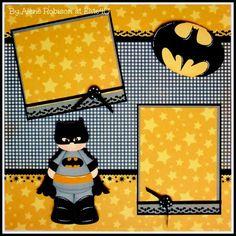 batman layout
