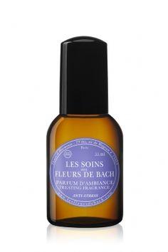 Parfum  d'ambiance  Anti-Stress - Les fleurs de Bach
