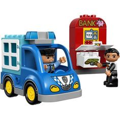 LEGO DUPLO Town Police Patrol, 10809 $15