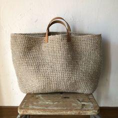 Crochet handbags 342344009178962836 - L: 34 with P) / H: / P: 13 / handles: 20 cm- L: 34 mit P) / H: / P: 13 / Griffe: 20 cm L: 34 with P) / H: / P: 13 / handles: 20 cm, - Source by pierrelmaarie My Bags, Purses And Bags, Crochet Market Bag, Macrame Bag, Boho Bags, Basket Bag, Knitted Bags, Knit Bag, Summer Bags