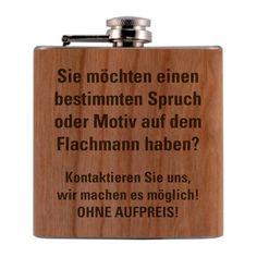 Flask, Barware, Etsy, Fiction, Timber Wood, Tumbler