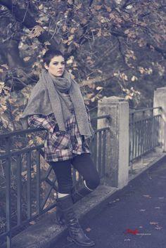 """Laura: Winter Loneliness"" - Model: Laura Hartley MUA: Elly Liana"