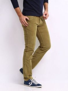 CORDUROY TROUSERS FOR MEN