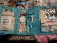 Timeless Beauty Bag from 31 - i need about 10 more for all the different uses!  www.mythirtyone.com/callierjohnson