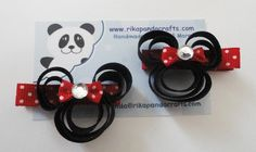 Adorable Minnie Mouse clips!