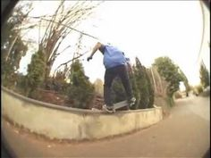 Josh Anderson - Theeve Am/Flow Riders - http://DAILYSKATETUBE.COM/josh-anderson-theeve-amflow-riders/