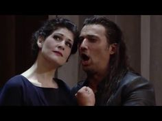 Anja Harteros and Jonas Kaufmann in act one of LA FORZA DEL DESTINO - YouTube