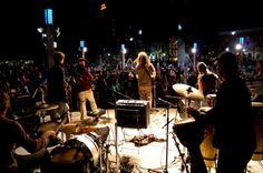 Live #music at Main Street Square in #RapidCity #SouthDakota - Opening Weekend!