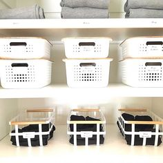 PRACTICALLY PERFECT® (@practicallyperfectla) • Instagram photos and videos Kitchen Organization Pantry, Small Closet Organization, Clutter Organization, Pantry Storage, Small Storage, Hanging Storage, Storage Baskets, Organizing, Bathroom Organization