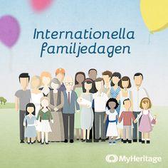 Internationella familjedagen
