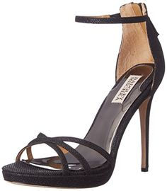 667706e9fbd Badgley Mischka Women s Signify Platform Sandal