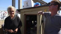 When Gregory Kloehn, an artist, plumber and construction contractor based in Oakland, CA, saw the troubles that homeless people in his neighborhood were facing, he decided to do something about it. By converting illegally dumped trash into homes for the homeless, Gregory is helping the least fortunate find a foothold in life.